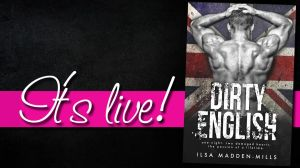 dirty english it's live